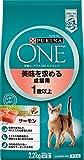 【2.2kg×2袋セット】ピュリナ ワン キャット 美味を求める成猫用 1歳以上 サーモン