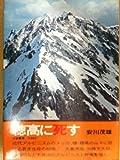 穂高に死す (1972年) (岩と雪の悲劇〈1〉)