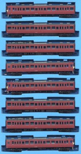 Nゲージ A4651 国鉄415系0番台冷房車・常磐線旧塗装 8両セット