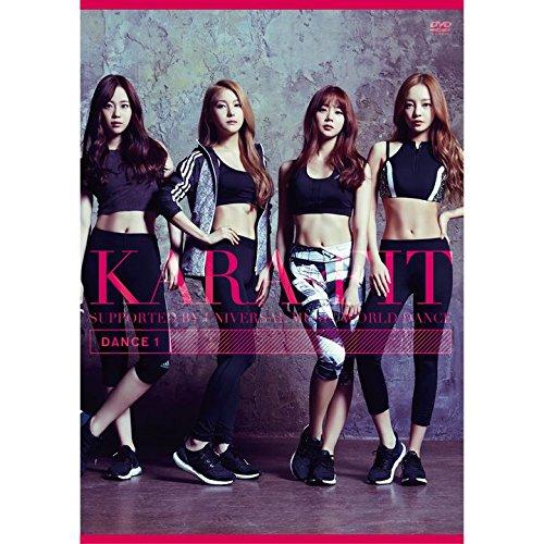 KARA the FIT【Disc.1 ダンスバージョン】 [DVD]