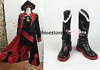 Fate/Grand Order エレナ・ブラヴァツキー☆コスプレ衣装+帽+ブーツ靴 全セット