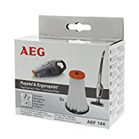 AEG AEF 144交換用フィルタRapido ( ag5106 ag6106 ag6108 Up、、、、、ag6114 ag6118 Ergorapido ag3002 ag3013 by AEG