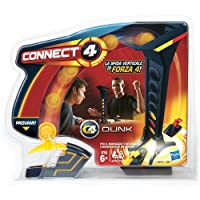 Hasbro Dunk - Connect 4 Vertical [Imported from Italy]