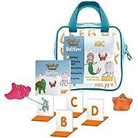 Teach My Toddler Bathtime ABCs Toy, Blue by Teach My [並行輸入品]