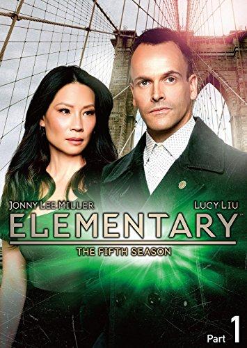 エレメンタリー ホームズ&ワトソン in NY シーズン5 DVD-BOX Part1