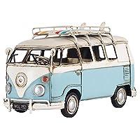 ブリキのおもちゃ B-クルマ08 アンティーク レトロ 車 クルマ ビンテージ クラシックカー フォルクスワーゲン VOLKSWAGEN バス ワーバス WAGEN BUS