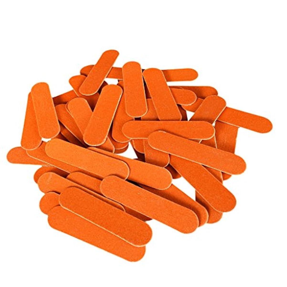 かわすリアルネスト磨かれた釘の心配のマニキュア用具をトリミングするための50の釘ファイルそして緩衝ブロック