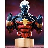 Captain Marvel (Modern Variant) Mini Bust by Bowen Designs by Bowen Designs