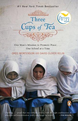 Three Cups of Tea: One Man's M...
