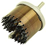 SK11 木工用 深穴ホールソー 6枚刃 穴開け厚み 40mm