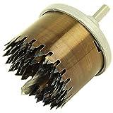 SK11(エスケー11) 木工用 深穴ホールソー 6枚刃 穴開け厚み 40mm