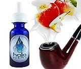 halo ヘイロー 正規品 電子タバコ リキッド ジュース フレーバー USAブランド Midnight Apple (30ml)