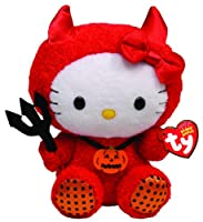 Ty Beanie Baby Hello Kitty Red Devil by TY Beanie Baby