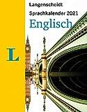 Langenscheidt Sprachkalender Englisch 2021: Tagesabreisskalender