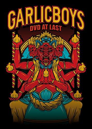 GARLICBOYS DVD AT LAST GARLICBOYS GARLICBOYS GARLICBOYS