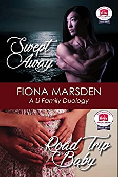 Swept Away and Road Trip Baby: A Li Family Duology (Brizvegas) by [Marsden, Fiona]