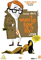 What's Up, Tiger Lily? [DVD]