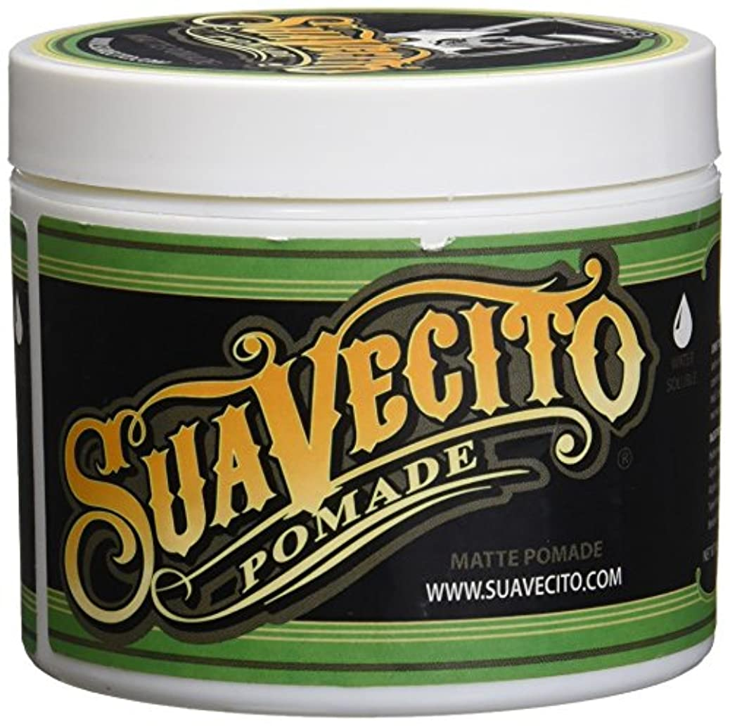 利用可能人質空白Suavecito Matte Pomade