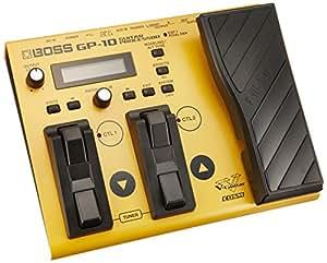 BOSS Guitar Processor ギター/シンセモデリング&マルチエフェクター (GKピックアップ別売) GP-10S