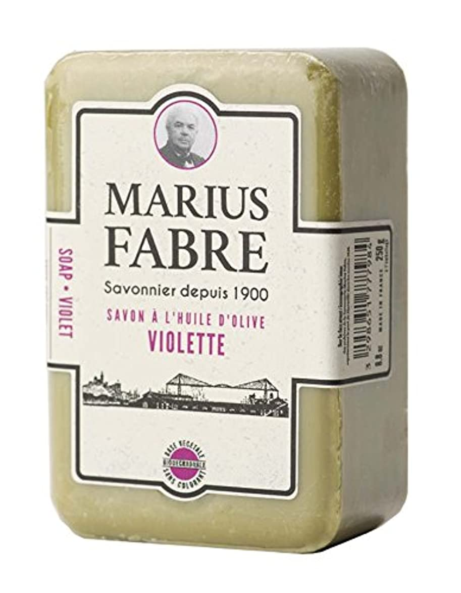 批判的に贅沢始まりサボンドマルセイユ 1900 バイオレット 250g