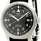 【外装仕上げ済み】【IWC】パイロットウォッチ MARK XV マーク15 ステンレススチール レザー 自動巻き メンズ 時計 IW325301 中古