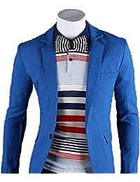 AMBLY テーラードジャケット メンズ 大きいサイズ ブレザー ブルゾン アウター ビジネス カジュアル フォーマル 黒 コーデ 春 夏 秋 メンズファッション