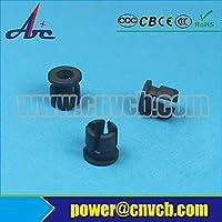 AiCheaX PL-002-D3 3mm LEDホルダーLEDハウスYueqing工場プラスチックLEDホルダー