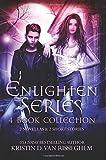 レディース カットソー Enlighten Series 4 Book Collection of Novellas & Short Stories
