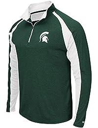 新しいGear for Sports Michigan State University Spartans 1 / 4 Zipプルオーバー – XL