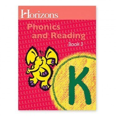 Download Horizons K Phonics and Reading Book 3 (Lifepac) 074030139X