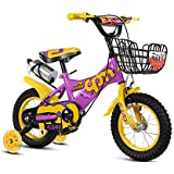 yxgh-ユニセックス子供の自転車2 – 11 Years Old Baby Carriage 12 /14 /16 /18 /20インチBike withフラッシュトレーニングWheels andケトル