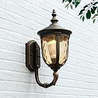 HZB ヨーロッパの屋外の壁のランプ防水ランプ (Size : S)