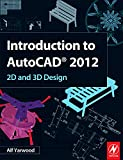 Cover of Introduction to AutoCAD 2012