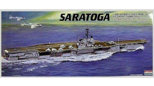 720億円かけて建造された空母「サラトガ」1円で売却される