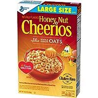 ハニーナッツ チリオス Honey Nut Cheerios