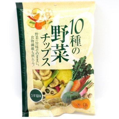 味源 10種の野菜チップス 110g×2個