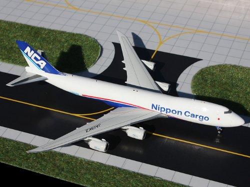 1: 400 ジェミニジェット Nippon Cargo 航空 ボーイング 747-8F (並行輸入)