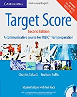 Target Score for TOEIC. Student's Book with Test Pack: A communicative course for the TOEIC-Test preparation