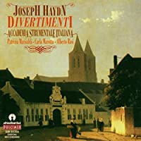"""Haydn: Partita, Divertimenti"