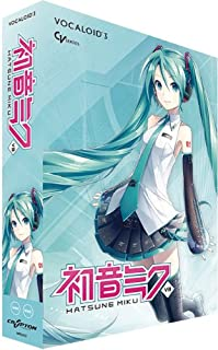 初音ミク V3 (B00EEWF9YW) | Amazon price tracker / tracking, Amazon price history charts, Amazon price watches, Amazon price drop alerts
