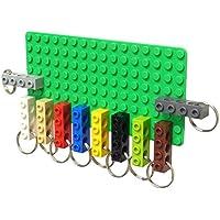 レゴブロック オリジナルセット キーホルダーセットB(ブロックタイプ)