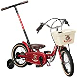 People(ピープル) いきなり自転車プレミアム かじとり式&折りたたみ 14インチ YGA300 プレミアムレッド