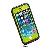LifeProof 【日本正規代理店品・保証付】【LIFEPROOF】防水防塵耐衝撃ケース LifeProof fre iPhone5/5s Lime ライム2101-07