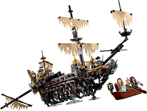 LEGO Pirates of the Caribbean Silent Mary 71042 Mini Figures set ...