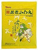 東ハト 忍者ふわ丸柚子味 60g ×12袋