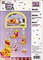 Winnie The Pooh 'New Arrival' Mobile (1ct) [並行輸入品]