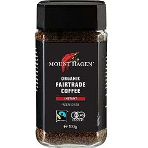 マウント ハーゲン オーガニック インスタントコーヒー100g