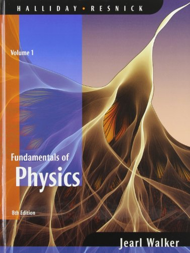 Download Fundamentals of Physics: WITH Wiley Plus v. 1 & 2 (Wiley Plus Products) 0470194936