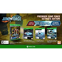 Jump Force: Ultimate Edition - Xbox One - Imported from America