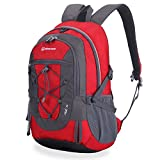 Soarpop 20Lアルパインバッグ 14インチPC対応 アウトドアリュック 登山 徒歩 旅行 通勤 通学 男女兼用 ペアバッグ